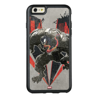 Venom Ink And Grunge OtterBox iPhone 6/6s Plus Case