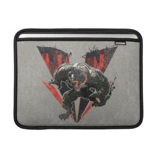 Venom Ink And Grunge Sleeve For MacBook Air
