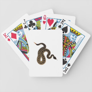 Venomous Bites Bicycle Playing Cards