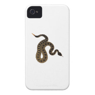 Venomous Bites iPhone 4 Case-Mate Cases