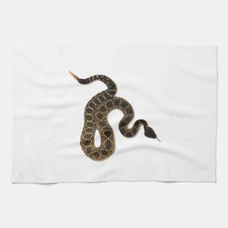 Venomous Bites Tea Towel