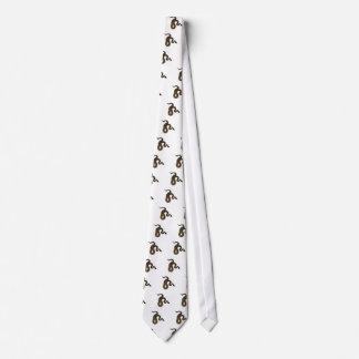 Venomous Bites Tie