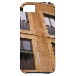 Ventanas del apartamento, Roma, Italia iPhone 5 Cases