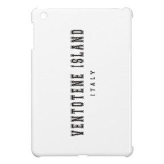 Ventotene Island Italy iPad Mini Covers