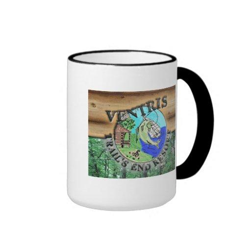 Ventris Trail's End Resort Mug #1