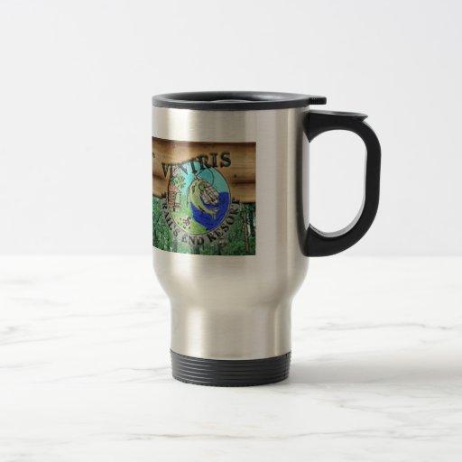 Ventris Trails End Resort Travel Mug