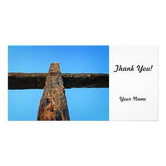 Ventura Cross Custom Photo Card