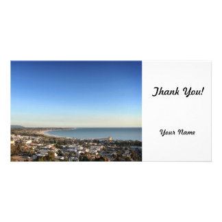 Ventura Skyline Photo Greeting Card
