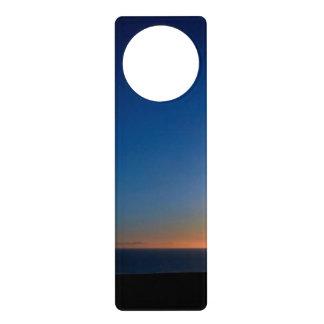 Ventura Sunset Door Hanger