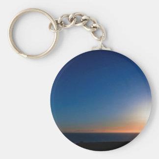 Ventura Sunset Key Ring