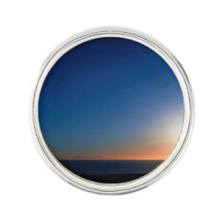 Ventura Sunset Lapel Pin