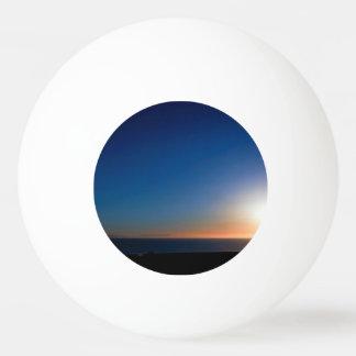 Ventura Sunset Ping Pong Ball