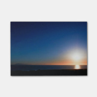 Ventura Sunset Post-it Notes