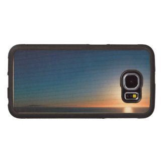 Ventura Sunset Wood Phone Case