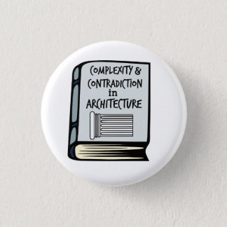 Venturi Complexity & Contradiction Book Button