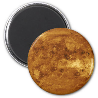 Venus 6 Cm Round Magnet
