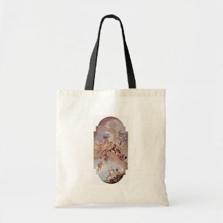 Venus And Adonis By Ricci Sebastiano (Best Quality Tote Bag