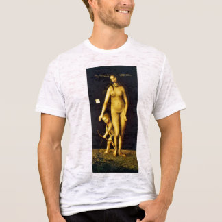 Venus And Cupid By Cranach D. Ä. Lucas (Best Quali T-Shirt