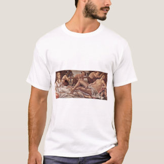 Venus And Mars By Botticelli Sandro (Best Quality) T-Shirt