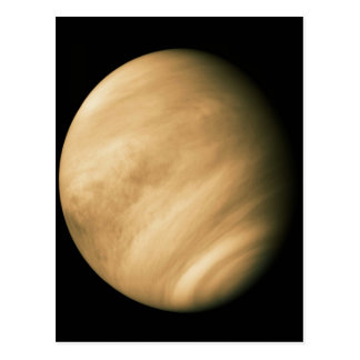 VENUS by Mariner 10 NASA flyby photo Postcard
