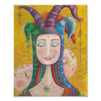 Venus Circus girl | Photo print