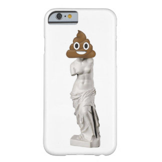 Venus de Milo Happy Poop Barely There iPhone 6 Case