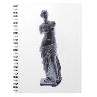 Venus de Milo Notebook