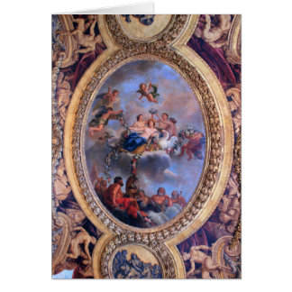 Venus Drawing Room - Versailles Card