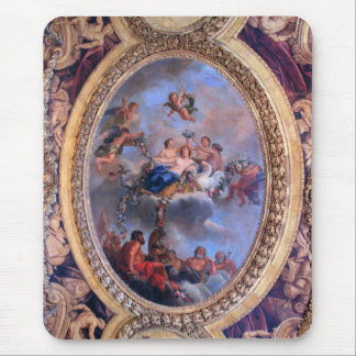 Venus Drawing Room - Versailles Mouse Pad