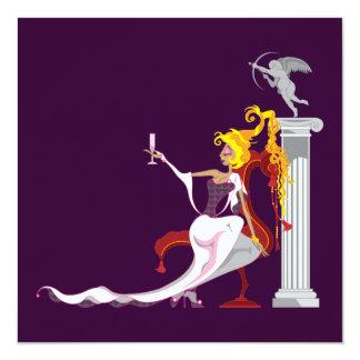 Venus & Eros Invitations