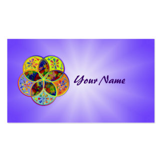 Venus Flower of Love fineART Flower Power Pack Of Standard Business Cards