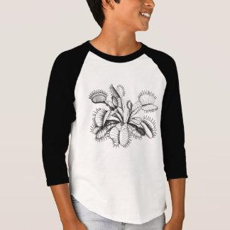 Venus Flytrap Kids T-Shirt
