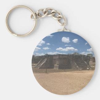 Venus Platform – Chichen Itza, Mexico Keychain
