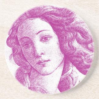 Venus * Sandro Botticelli Coaster