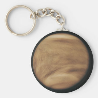 Venus, second planet from the sun key ring