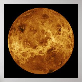 Venus - Surface Poster