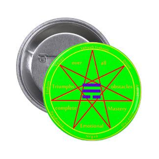 venustalisman 6 cm round badge