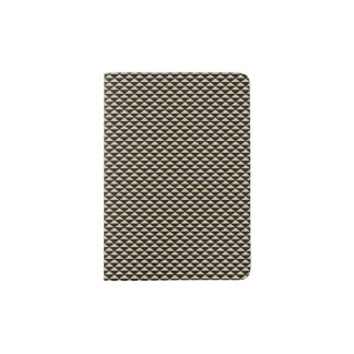 Vera Classy Diamond Pattern Passport Holder
