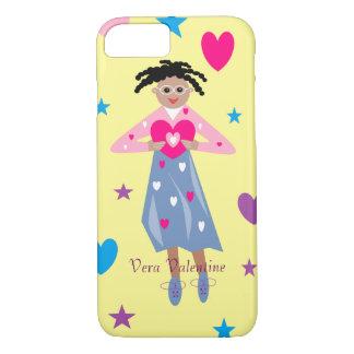 Vera Valentine iPhone 7 Case