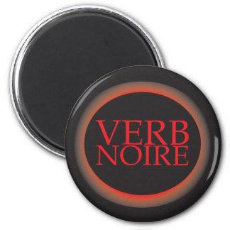 Verb Noire Magnet
