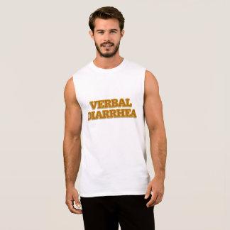 Verbal Diarrhea Men's Tshirt