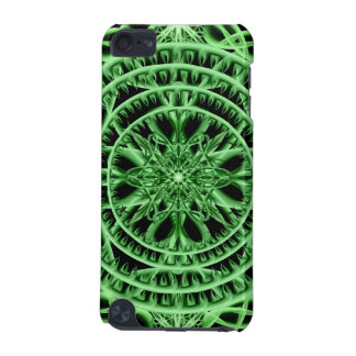 Verdant Mandala iPod Touch 5G Covers