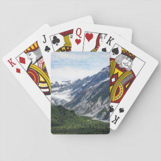 Verdant Mountain Playing Cards