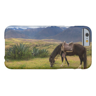 Verdant Sacred Valley Horse II Barely There iPhone 6 Case