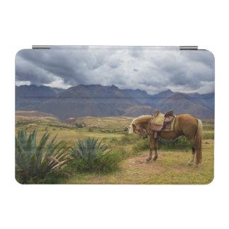 Verdant Sacred Valley Horse iPad Mini Cover