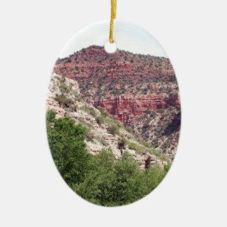 Verde Canyon, Arizona, Southwest, USA Ornament