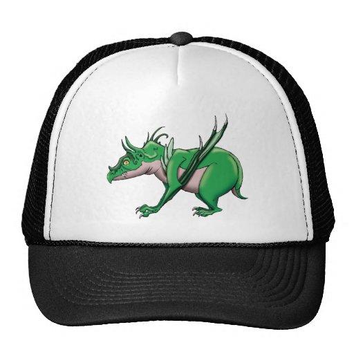 VERDE DRAGON TRUCKER HATS