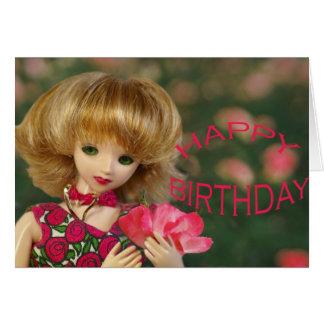 VERDI - HAPPY BIRTHDAY CARD