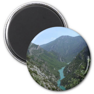 Verdon Gorge Magnet