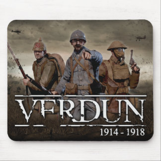 Verdun Mousepad